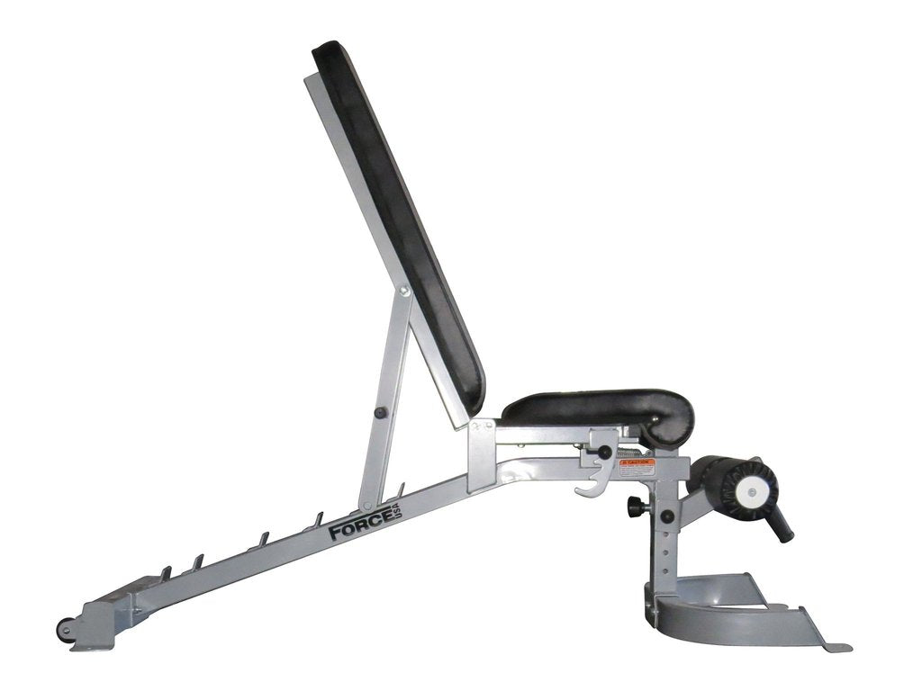 Force Usa Flat Incline Decline Bench Homegymequipmentaust