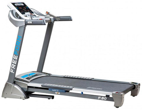 Freeform F80 Treadmill With Polar Wireless Chest Belt