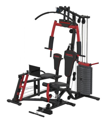York 300LP Leg Press Gym
