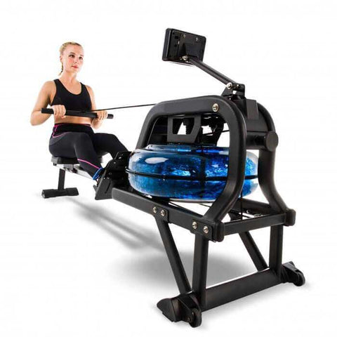 Endurance X Water Rower Rowing Machine