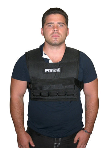 FORCE USA WEIGHT VEST - 10KG