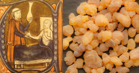 Medicinal benefits of Frankincense Essential Oil