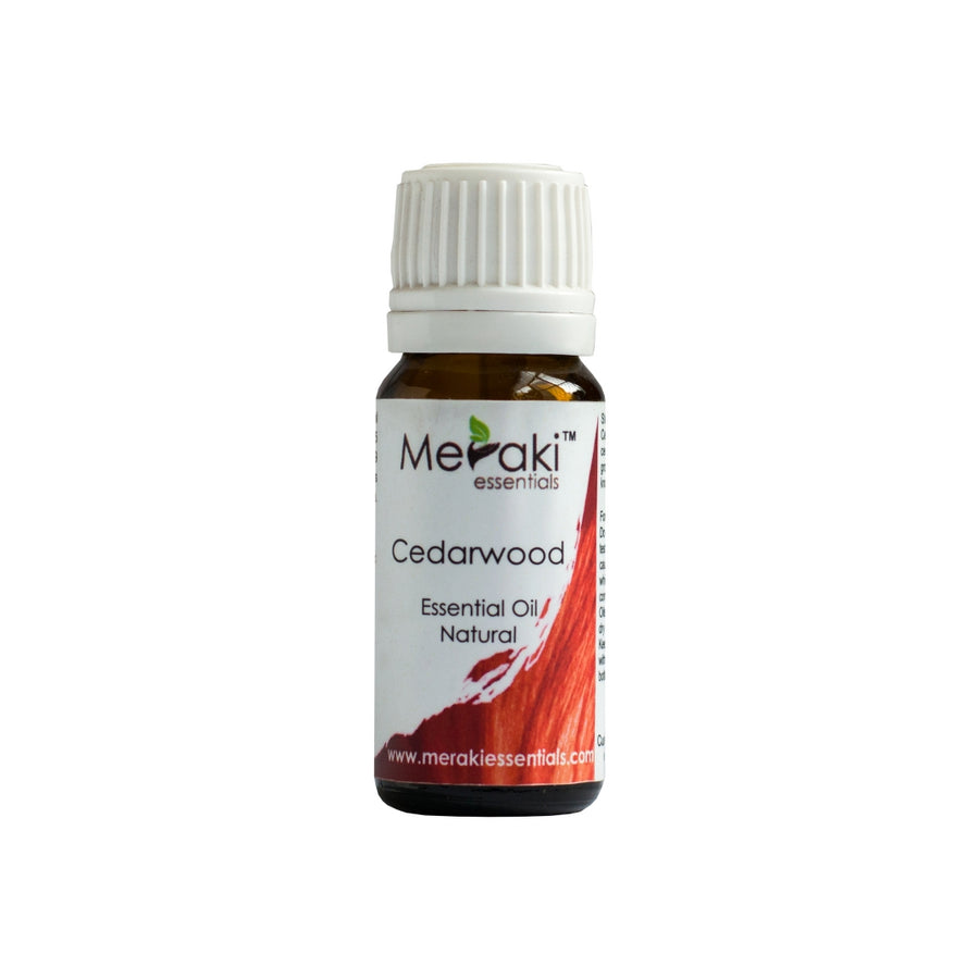 Cedarwood Essential Oil (10 ml)