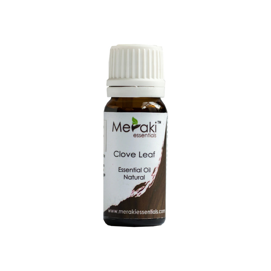 Clove Leaf Essential Oil  (10 ml)