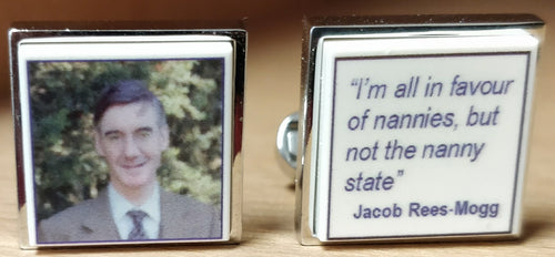 Jacob Rees-Mogg Cufflinks