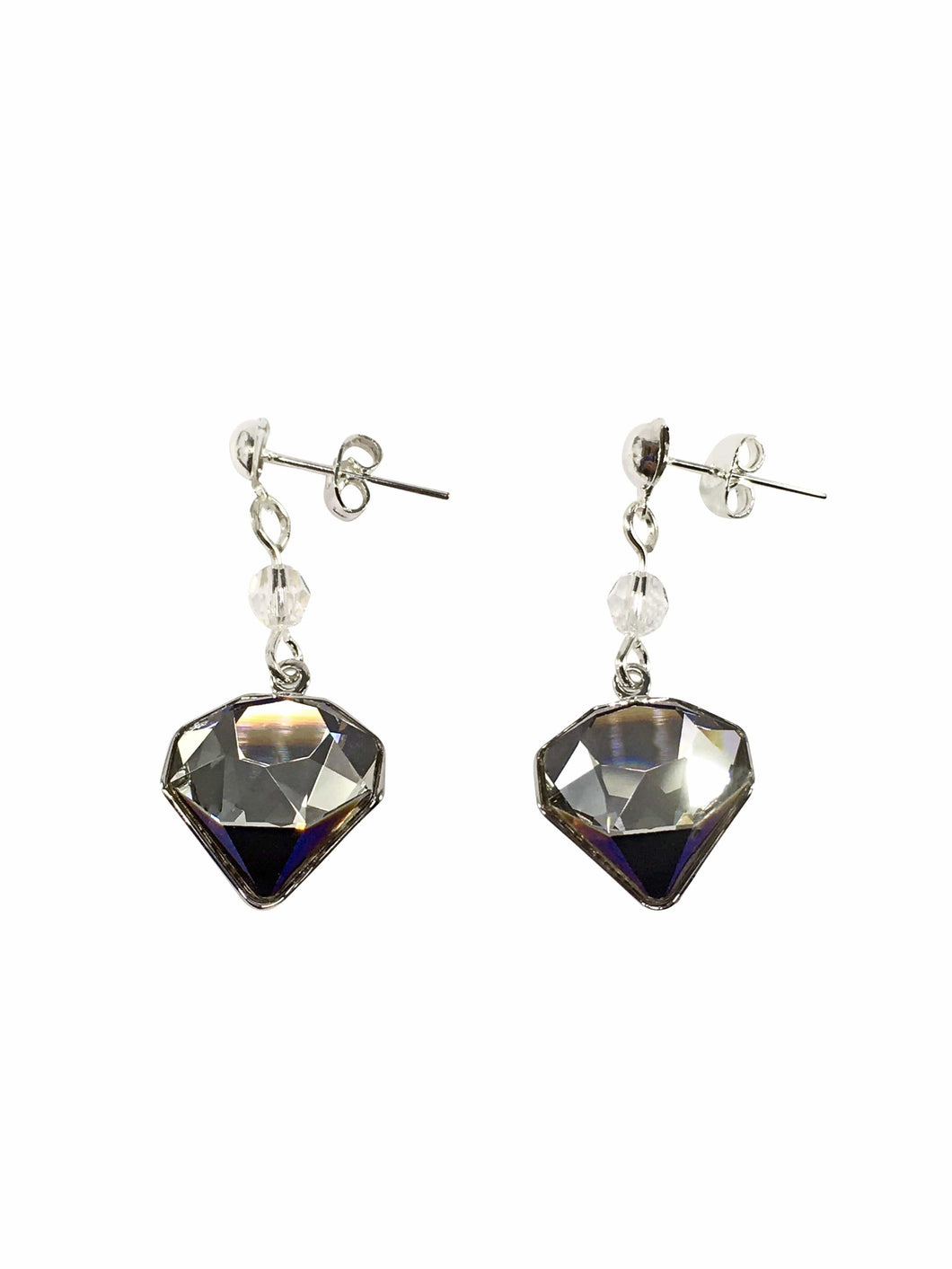 Swarovski Crystal Drop Earrings