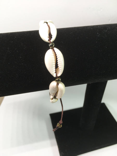 Handcrafted Shell Bracelet