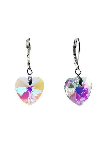 Aurora Heart Earrings