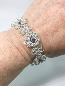Chainmaille Romanov Bracelet