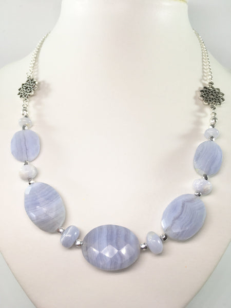 Handmade Gemstone Necklace