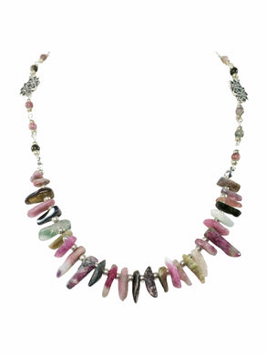 Tourmaline Shards Necklace