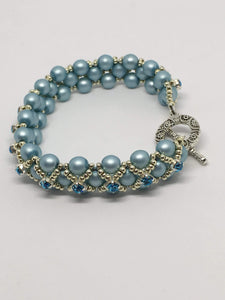 Pearl Kisses Bracelet