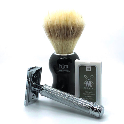 TBM Basic Shave Kit