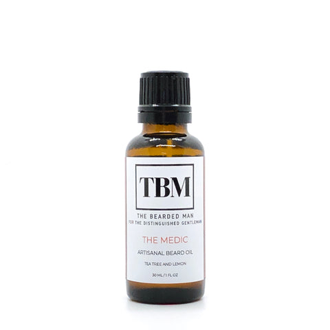 The Medic Artisanal Beard Oil