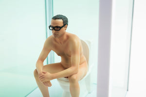 DAMIEN HIRST ACTION FIGURE