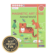 Load image into Gallery viewer, Magnetic Art Case - Animal World