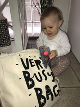 Load image into Gallery viewer, Very Busy Bag - Age 6-12 Month Old