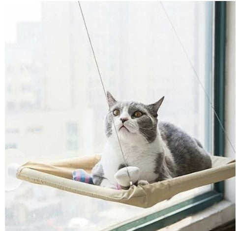 Cat Window Perch Bed