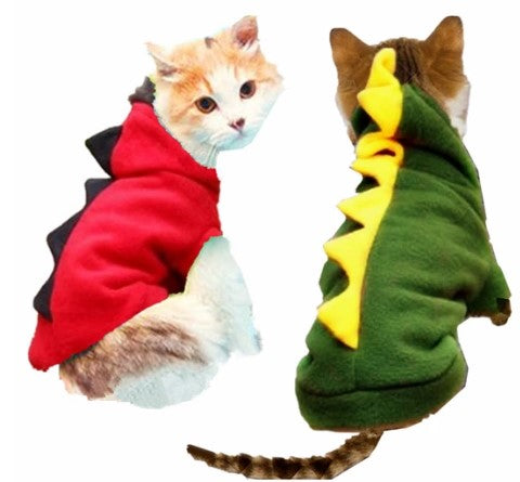 Dragon Cat Costumes