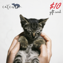 Load image into Gallery viewer, CatCurio Gift Cards
