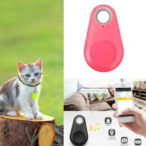 CatCurio Pet Store - Cat Smart GPS Tracker Mini Anti Lost Waterproof Bluetooth Locator Tracer for Pets