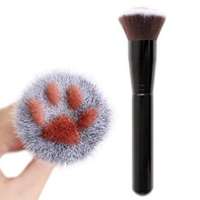 Load image into Gallery viewer, Cat Claw Paw Makeup Brushes Foundation Concealer Beauty Tool Maquiagem