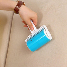 Load image into Gallery viewer, Portable Washable Dust Remover Drum Portable Folding Dust Hair Remover