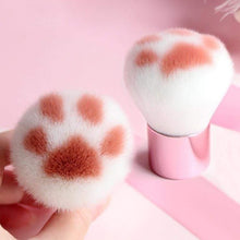 Load image into Gallery viewer, Cat Claw Paw Makeup Brushes Foundation Concealer Brush