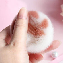 Load image into Gallery viewer, Cat Claw Paw Makeup Brushes Foundation Concealer Beauty Tool