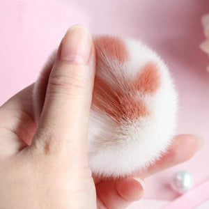 Cat Claw Paw Makeup Brushes Foundation Concealer Beauty Tool