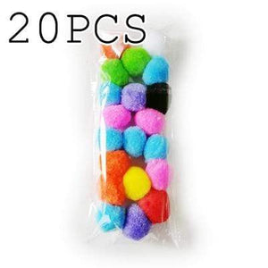 Soft Assorted Cat Toy Balls