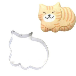 Cat Shaped Cookie Cutter