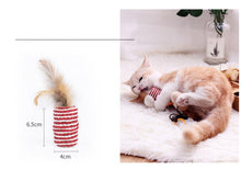 Load image into Gallery viewer, 7-in-1 Set Cat Toys Pack