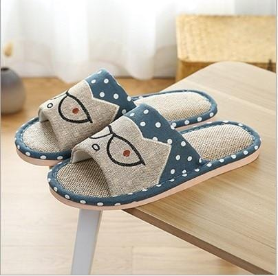Home Slippers for Cat Dads & Cat Moms