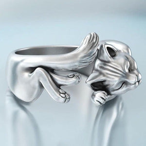 Adjustable Cat Body Ring