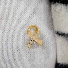 Load image into Gallery viewer,  Paws Brooch Metal Pin Claw Badge Stand Against Animal Abuse Awareness