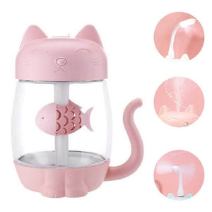 3 in 1 USB Cat Air Humidifier