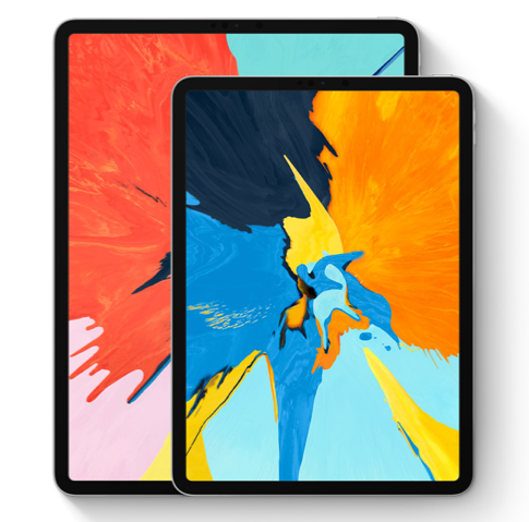 iPad Pro 11 and 12.9""