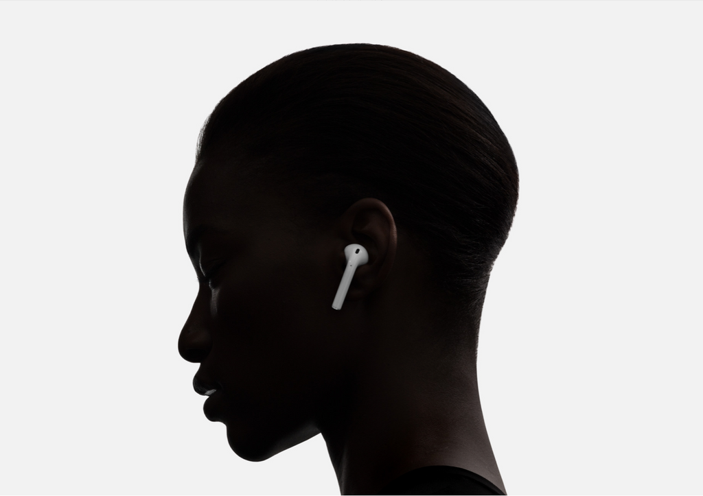 Apple AirPods, Wireless earphones