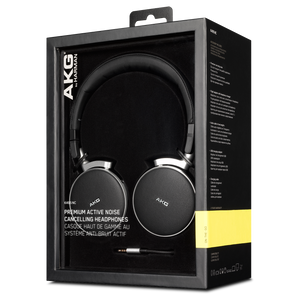AKG 495 Noise Cancelling Headphones