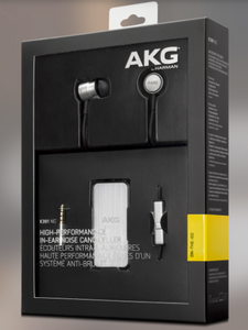 AKG K391 NC Earphone