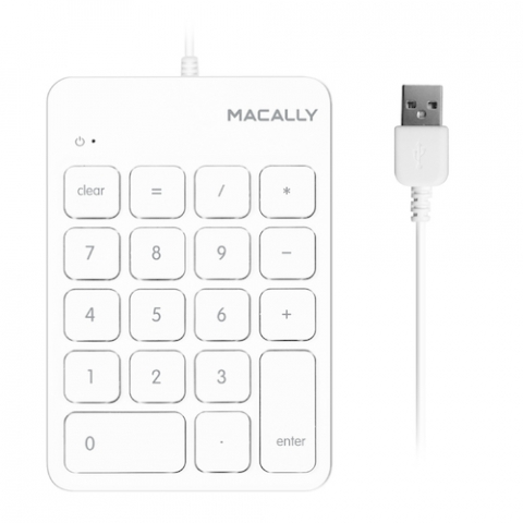 Macally USB Numeric Keypad