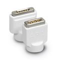 Port Designs 60W MagSafe 1 & 2 Power Adapter for Apple Macbook Pro/Air
