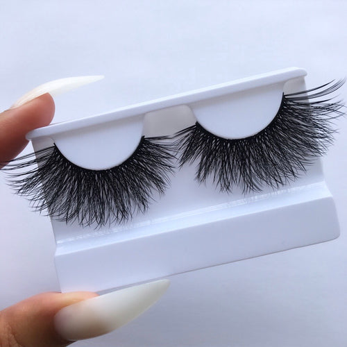BAD B - Eye Kandy cruelty-free silk lashes