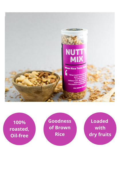 Nutty Mix (Pack Of 1)