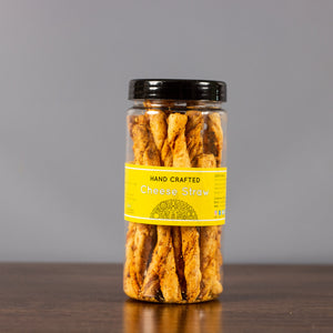 Handcrafted Chilli Cheese Straws
