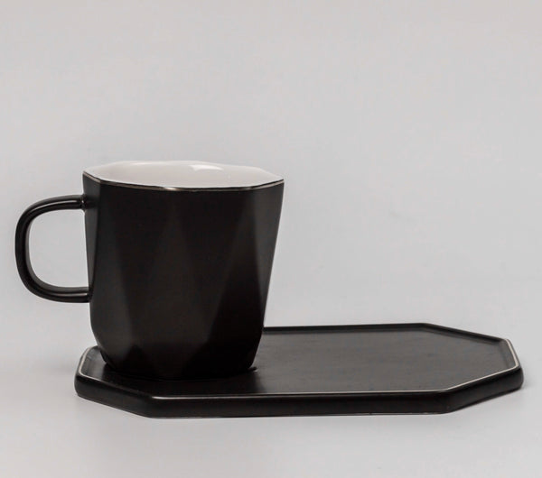 Classic Cup and Saucer Set