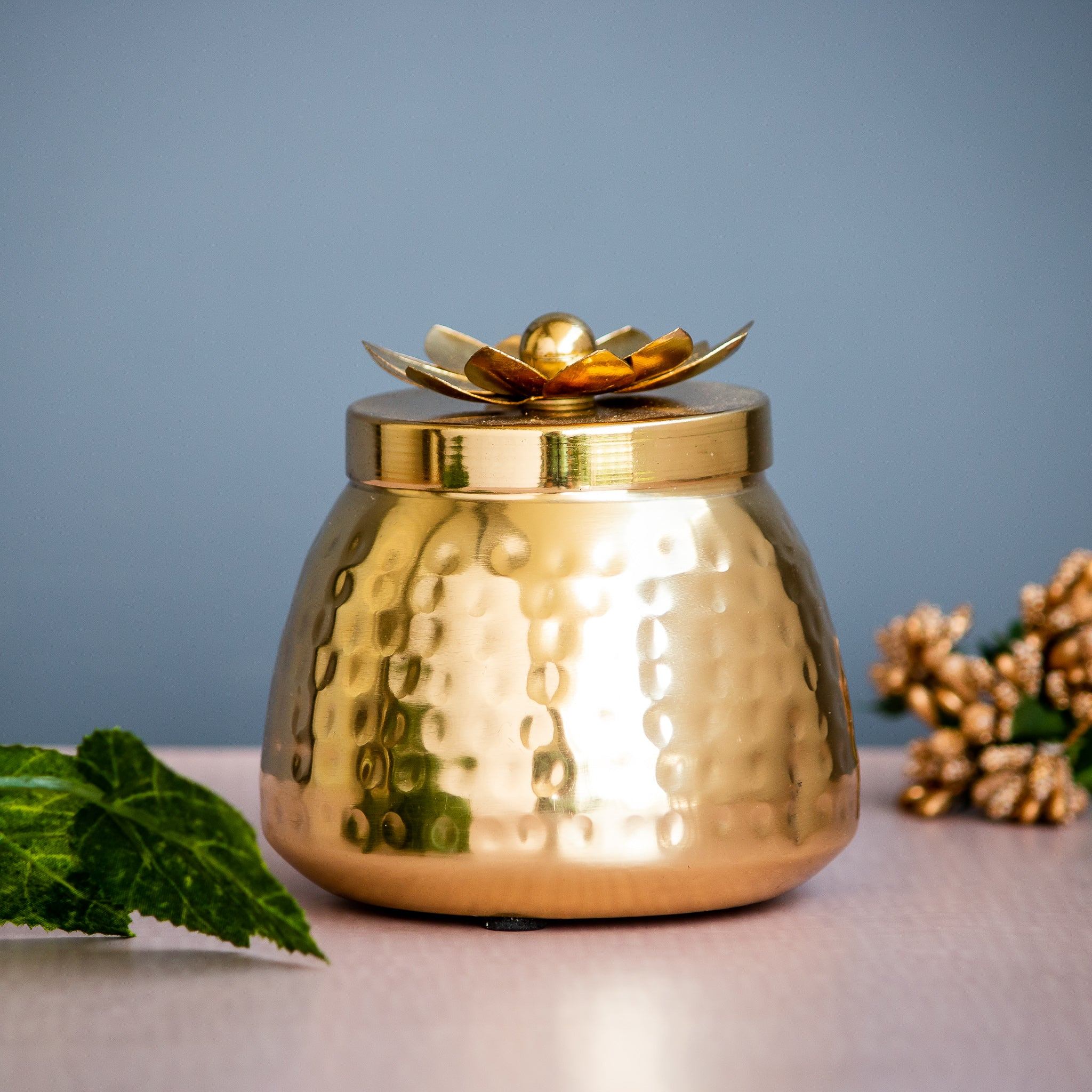 Tin Candle (Golden)