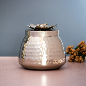 Tin Candle (Silver)
