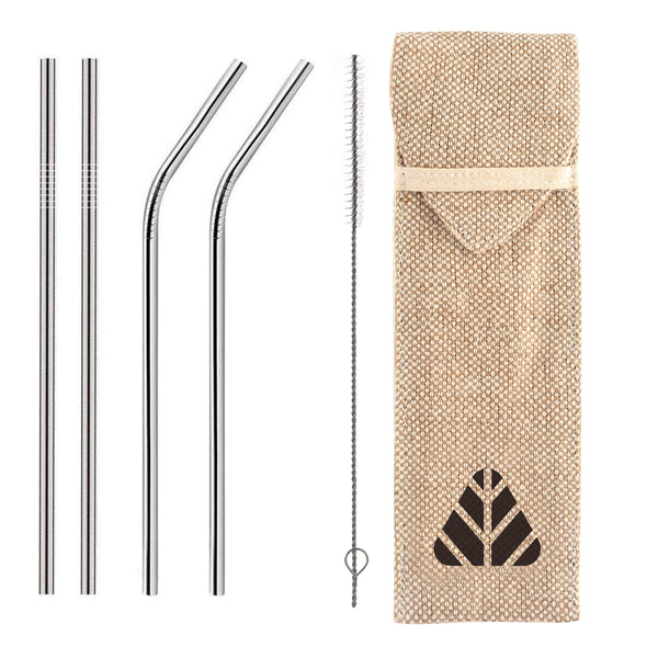 Steel Straw (Pack Of 4)